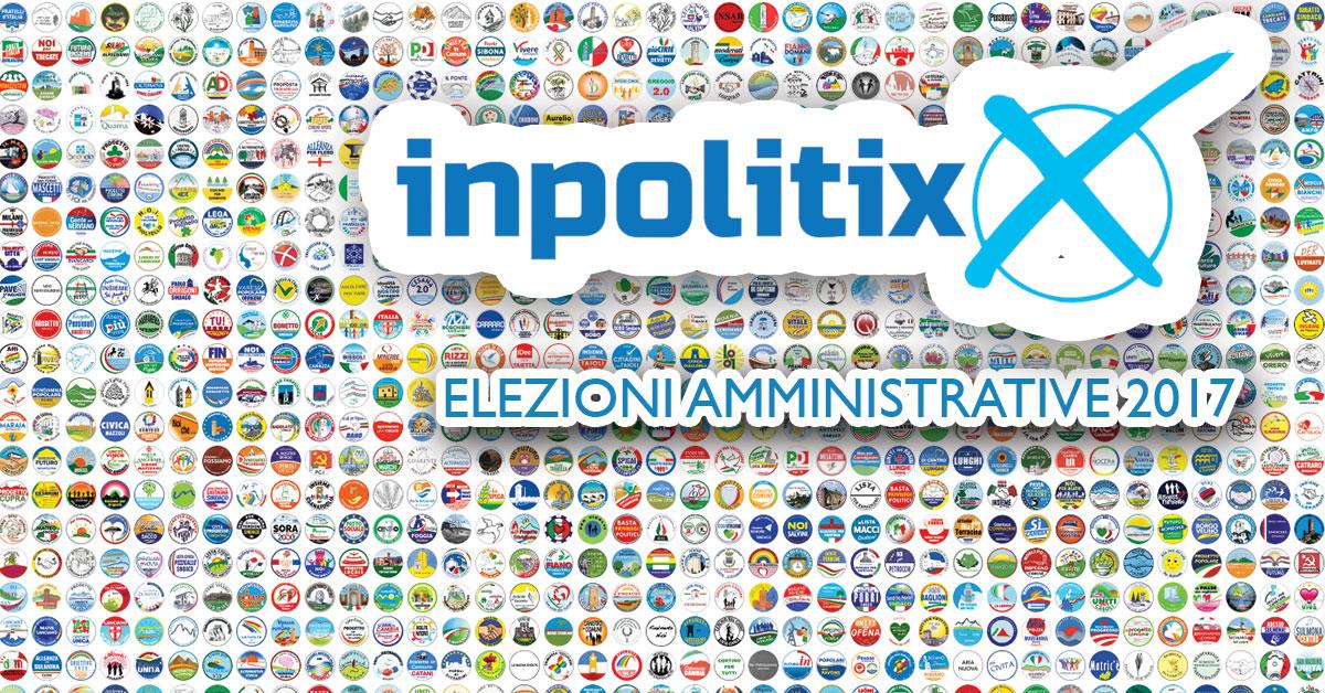 Elezioni Amministrative 2017 - Tutti i candidati e i comuni al voto