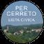 LISTA CIVICA - PER CERRETO