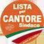 LISTA CIVICA - LISTA PER CANTORE SINDACO